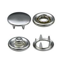 Buy cheap Snap Fasteners High Quality Brass Made Capped Snap Buttons from wholesalers