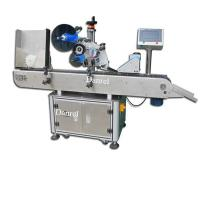 Wholesale Horizontal Rolling Round Objects elliptical bottle Automatic Labeling Machine for Pens Syringe from china suppliers