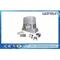 Buy cheap Electronic Sliding Gate Motor Automated Remote Door Opener from wholesalers