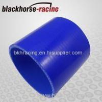 Buy cheap Black 1 25mm Straight Silicone Coupler Silicone Hose Pipe Silicone Intercooler Hose from wholesalers
