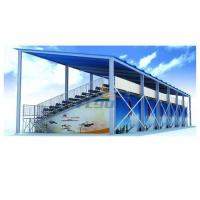 Buy cheap Structure steel grandstands & bleachers Flyon Grandstands&Bleachers-Permanent Grandstands from wholesalers