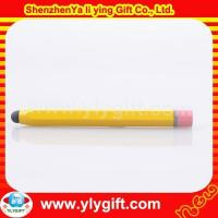 Buy cheap Metal Capacitive Touch Screen Stylus point ball Pen as pencil shape PE-00172 from wholesalers