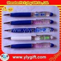 Wholesale Blue plastic flaoter pen PE-00075-23 from china suppliers