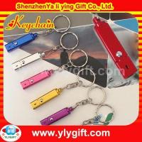 Wholesale wholesale keyring with torch with custom logo kc-00816-5 from china suppliers