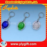 Buy cheap Wholesale LED keyring with torch with custom logo for promotion gift KC-00592 product