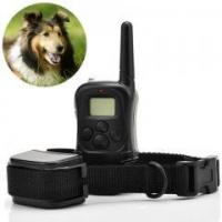 Buy cheap UK/DE/AU Direct 300M 100LV Anti Bark Remote Control 4IN1 LCD Electric Shock Dog Training Collar from wholesalers