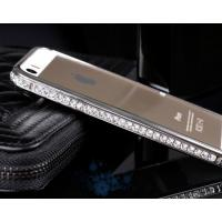 Wholesale cases For iphone charming diamond decoration PC phone case for iphone use from china suppliers