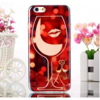 Wholesale cases For iphone creative TPU back cover phone cases for iphone6/6plus wine glass style phone cases from china suppliers