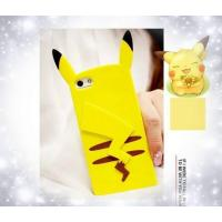 Wholesale cases For iphone wholesale 2015 latest Pikachu silicon phone case for iphone4/4s,5/5s,6/6plus from china suppliers