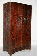 Buy cheap Oriental Furniture JF16--Antique finished Chinese Cabinet --W33xD17xH61 from wholesalers