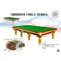 Wholesale Tournament Champion SHARMA S-1 Billiard and Snooker Table from china suppliers
