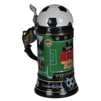 Buy cheap Beer Stein by King - Germany 2014 World Champions FIFA Soccer World-cup Brazil Beer Stein Limited from wholesalers