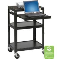Buy cheap Audio Visual / Technology Adjustable Laptop Utility Cart from wholesalers