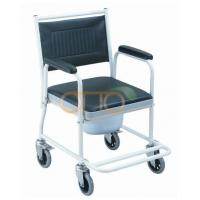 Buy cheap Commode Chair Commode chair with footrest from wholesalers
