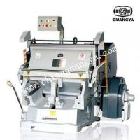 Buy cheap Hot Stamping Foil Cutting Machine ML-1200/1100 Creasing and Die Cutting Machine from wholesalers