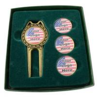 Buy cheap Full Color Pro Divot Tool Set from wholesalers