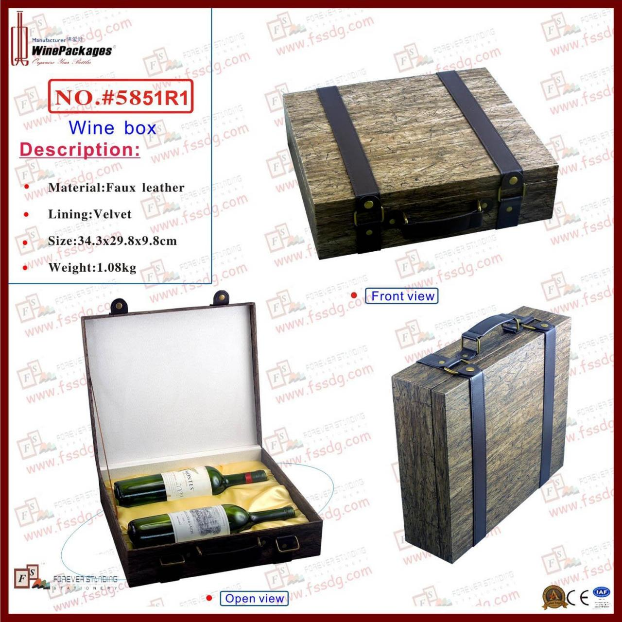 Wine box Wine Box Promotion Manufactures