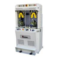 Buy cheap LD-582A TWO-STATION BACKPART MOULDING MACHINE from wholesalers