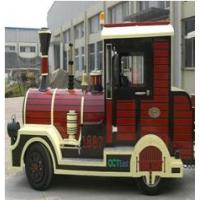 Buy cheap diesel trackless train from wholesalers