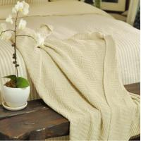 Buy cheap ButterflyAcrylicSpringKnittedBlanket from wholesalers