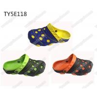 Buy cheap clogs soft sole men green eva material casual clogs shoe from wholesalers