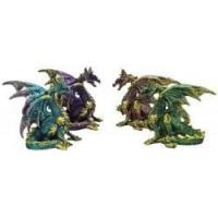 Buy cheap Precious Wings Dragon Figurines (Set of 4) from wholesalers