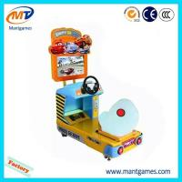 Wholesale happy new games racing game simulator drive game arcade machine for kids MT-R019 from china suppliers