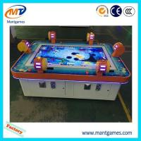 Wholesale lottery redemption arcade fish hunter game machine joystick fishing game machine for sale MT-F015 from china suppliers