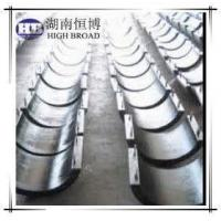 Buy cheap Aluminum anti corrosion anode from wholesalers