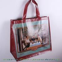 Buy cheap PP non woven coca cola promotional bag from wholesalers
