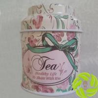 Tea can package 30g package green tea black tea Chinese tea tin gift package promotion tea Manufactures