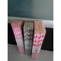 Wholesale paper print straw from china suppliers