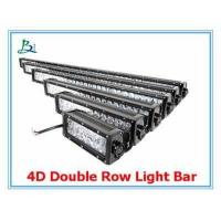 Wholesale 4D Light Bars 4D Double Row LED Light Bar from china suppliers