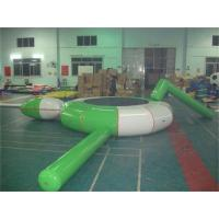Buy cheap 5m Diameter Inflatable Water Trampoline Combos from wholesalers