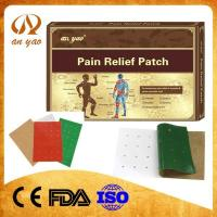 Health Products Pain Relief Patch Manufactures