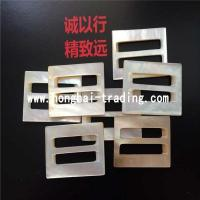 Wholesale white mop shell for belt accessories from china suppliers
