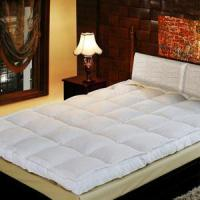 Buy cheap Royal Super White Goose Down Feather Bed from wholesalers