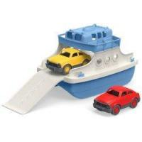 Buy cheap Green Toys Ferry Boat With Mini Cars Bathtub Toy Bluewhite by Green Toys from wholesalers