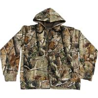 China Camouflage outerwear Camouflage woven twill padded jacke on sale