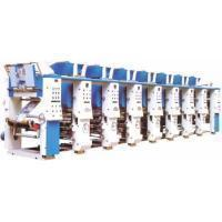 Wholesale Adhesive Paper Plastic Rotogravure Color Printing Machine from china suppliers