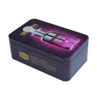 Wholesale hair care product tin box from china suppliers