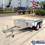 Buy cheap Agriculture & Food 8 x 5 tandem trailer Tandem Trailer 8x5 from wholesalers