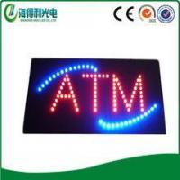 China 2016 semi-outdoor led atm sign flashing hot sale super cheap led panel... on sale