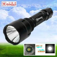 Goread C8S R2 LED flashlight 2013 new products Manufactures