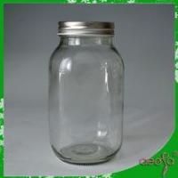Buy cheap Unique glass mason jar cup with lid and straw from wholesalers