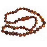 Buy cheap Specials Amber Infant Teething Necklace 33cm from wholesalers