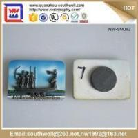 Buy cheap Customized Beautiful Resin Travel Gift 3D Fridge Magnet from wholesalers
