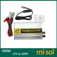 Wholesale AU socket 150W Power inverter DC 12V to AC Adapter car charger laptop USB power supply from china suppliers