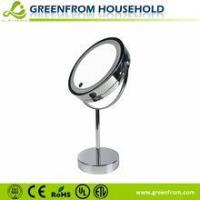 Hot Sale Mirrors 2015 new led light touch sensor switch desketop makeup mirror Manufactures