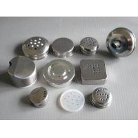 Buy cheap stainless steel cap of condiment bottle from wholesalers